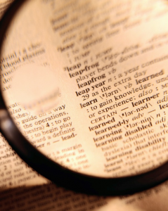 better answers, business growth magnifying glass